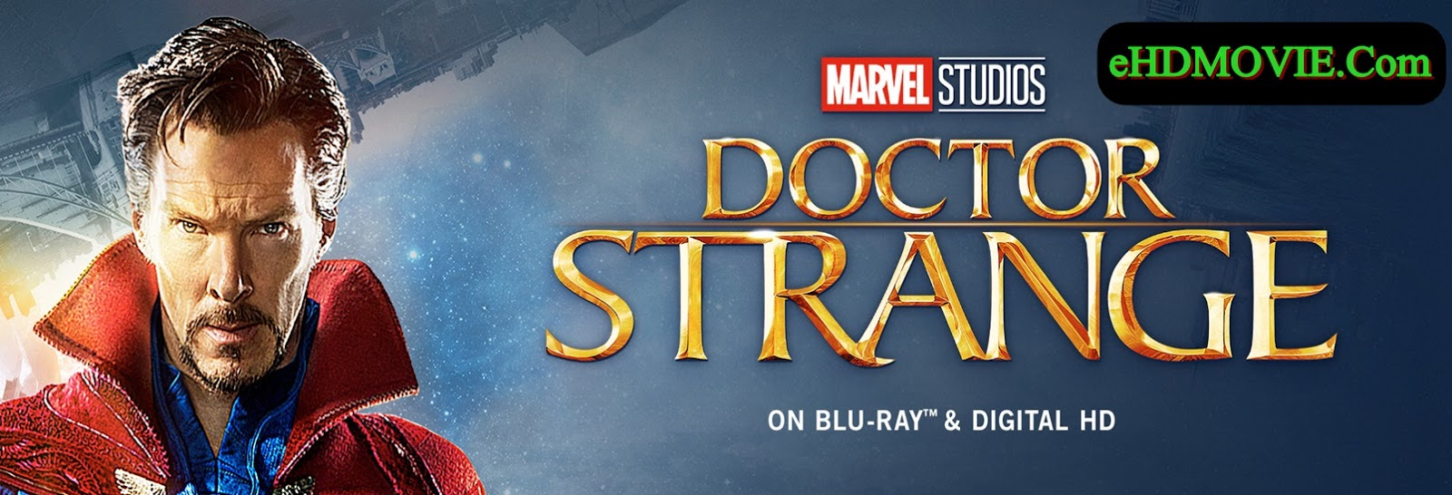 Doctor Strange 2016 Full Movie Dual Audio [Hindi – English] 1080p - 720p - 480p ORG BRRip 350MB - 1GB - 2.4GB ESubs Free Download