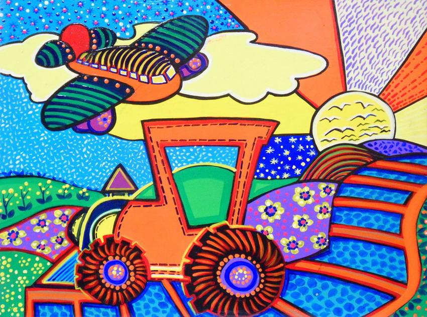 Imagenes Arte Pinturas Ideas Modernas Para Hacer Cuadros Para