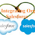 Org to Org Integration Salesforce
