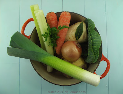 Flavour Packed Vegetable Stock
