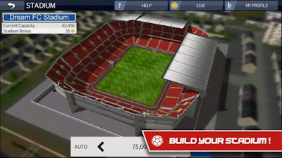 Dream League Soccer Screenshot 2