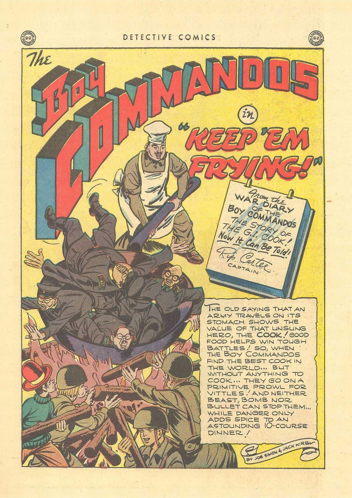 Read online Detective Comics (1937) comic -  Issue #109 - 39