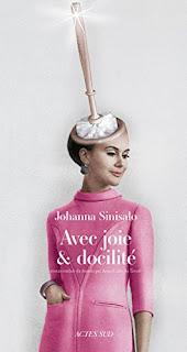 Avec joie et docilité – Johanna Sinisalo