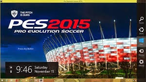 Download Games PES 2015 Full Crack