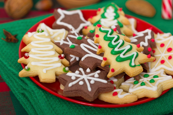 Slatki i slani recepti: Četiri vrste božićnih keksica brzi