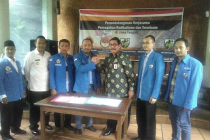 FKPT Jateng Gandeng KNPI dan Perwakilan Kemenhan di Jawa tengah