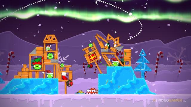 Angry Birds Trilogy - Xbox 360 Captura 5