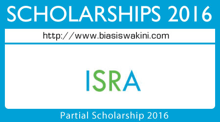 Partial Scholarships 2016