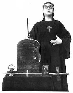 Crowley, circa 1912