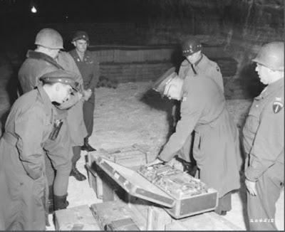 Quando gli inglesi rubarono l'oro albanese (1946)