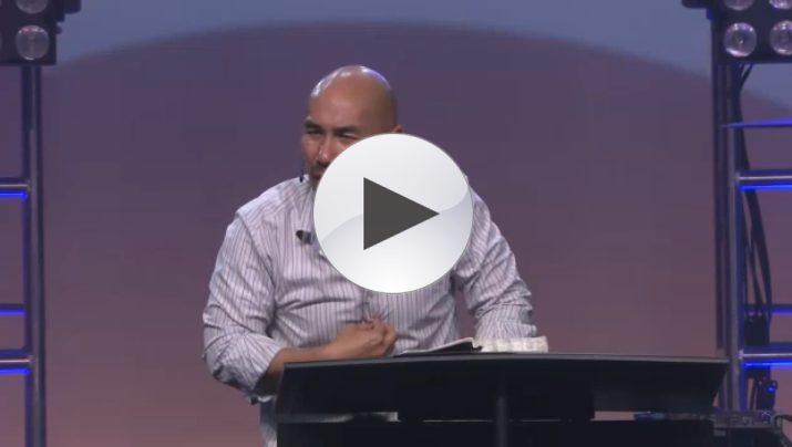 Francis Chan speaking at Onething Conference 2013