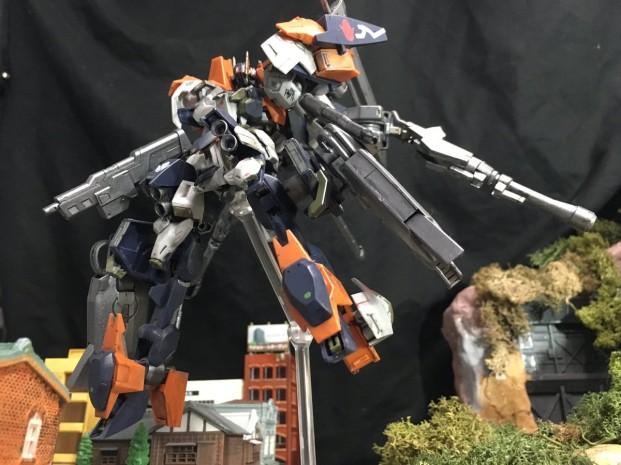 Gundam Hugo Gusion Rebake