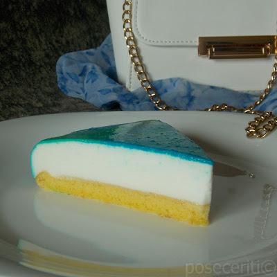 Torta sa Ogledalo Glazurom - Mirror Glaze Cake