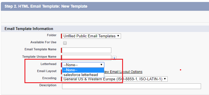 Cloudforce4u all you need to know about creating an email template email templates salesforce custom html maxwellsz