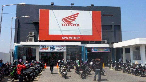 daftar alamat dealer resmi motor honda provinsi kalimantan selatan