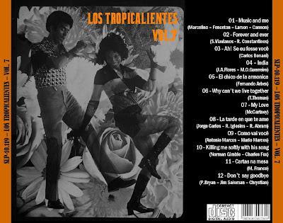 Quem baixou e gostou do quinto volume do álbum da orquestra Los  Tropicalientes (aqui) e230e374ad8