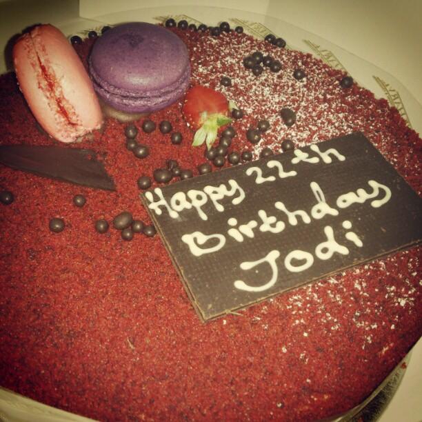 Happy Birthday Jodi Melani !!