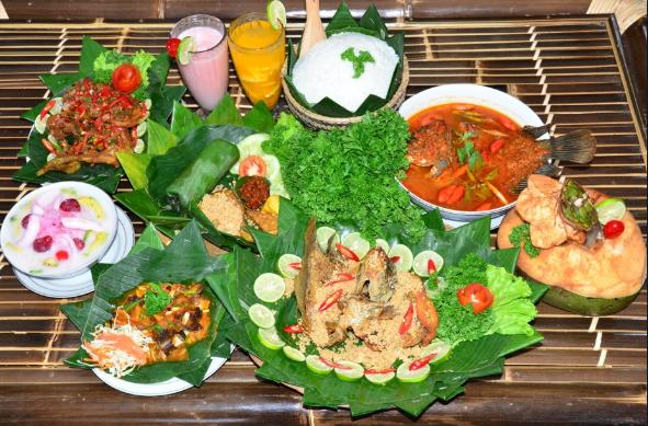 tempat makan khas sunda di bandung, makanan khas sunda