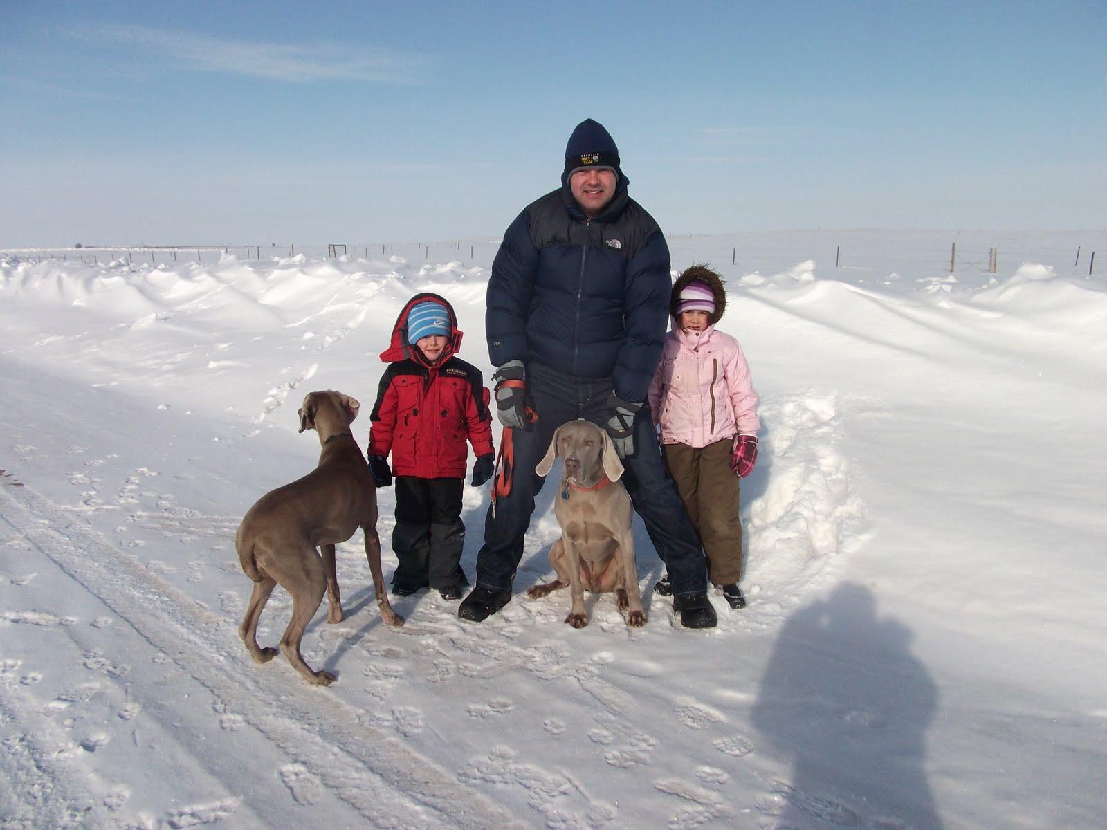 Little Leonards On The Prairie March 2011