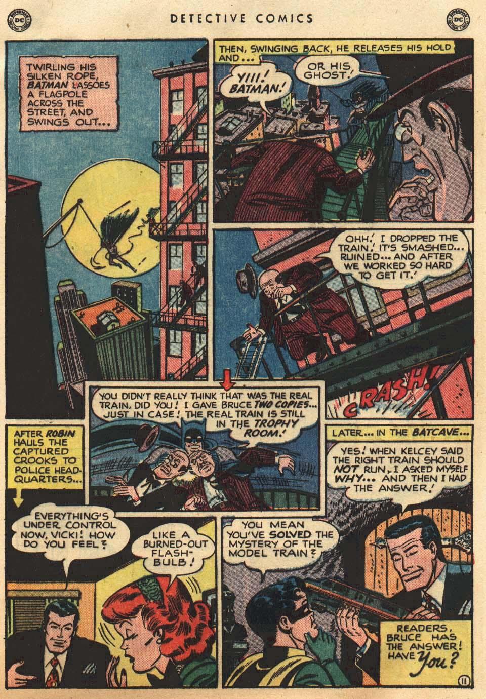 Detective Comics (1937) 155 Page 12