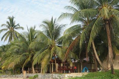 kampung juara - Pulau Tioman, Malaysia