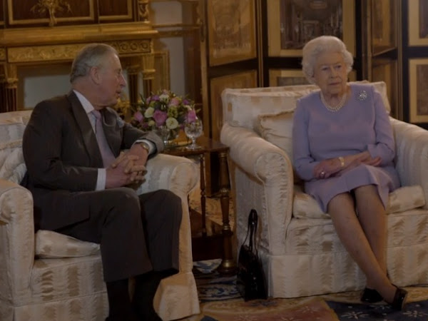 "Dokument ,,Elizabeth at 90 - A Family Tribute""."