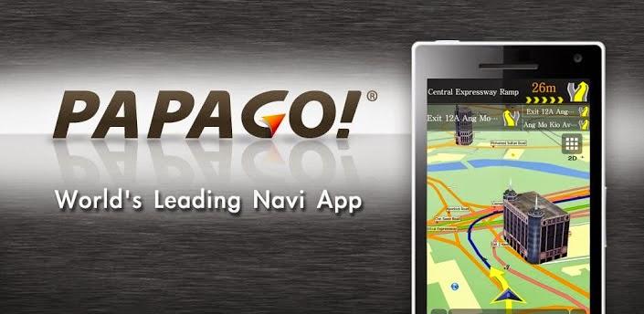 jagindas: GPS PAPAGO M11 OFFLINE FREE UNTUK SEMUA JENIS ANDROID (NEW