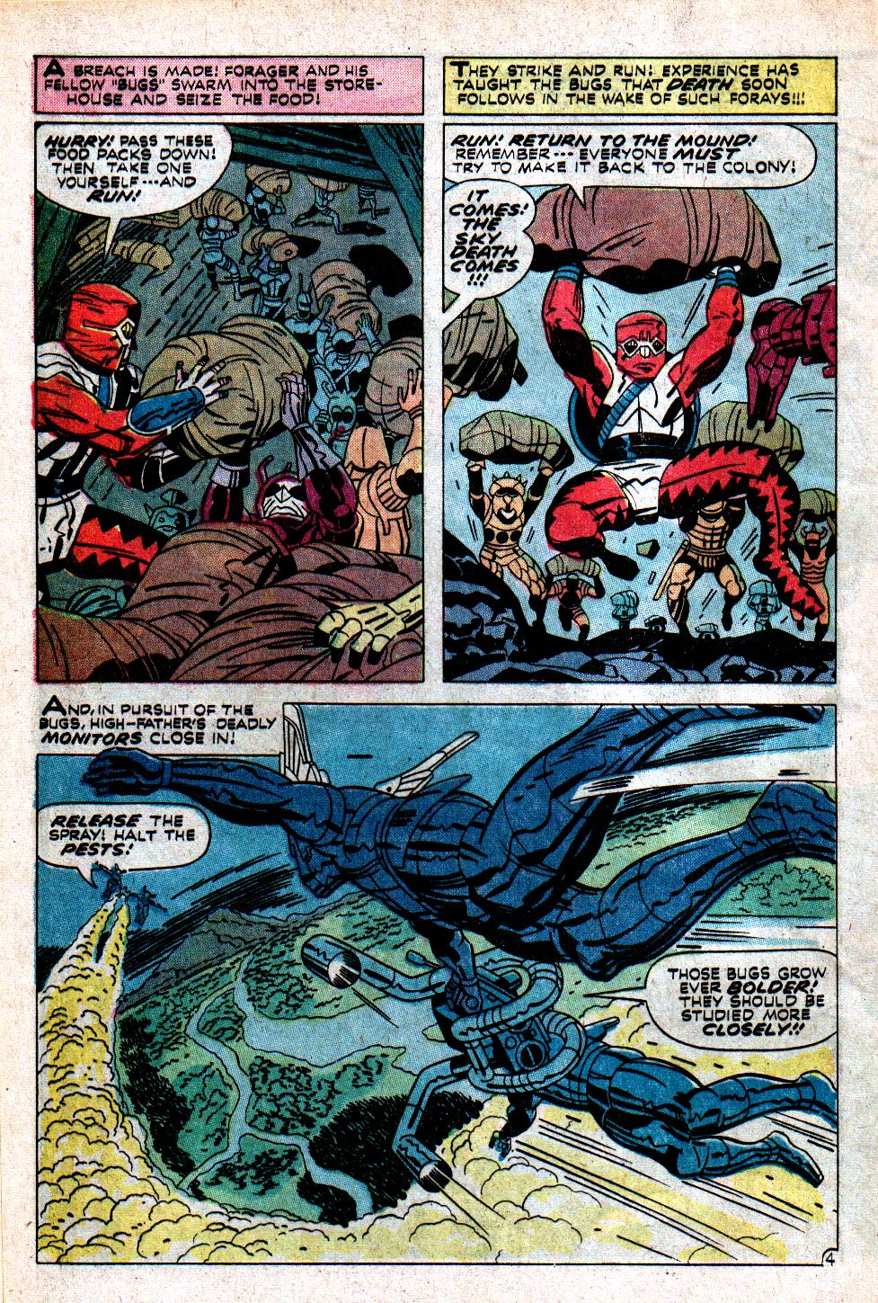 The New Gods (1971) issue 9 - Page 5
