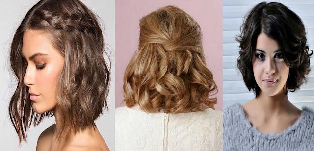Peinados Cabello Corto Suelto - 15 fantásticas ideas de peinados para cabello corto Moda y estilo