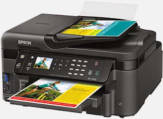 Epson WorkForce WF-7620 Driver Download Free