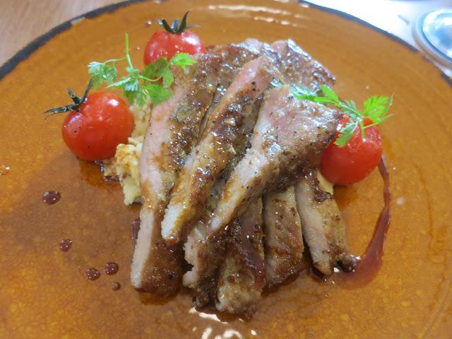 Iberian Pork Secreto