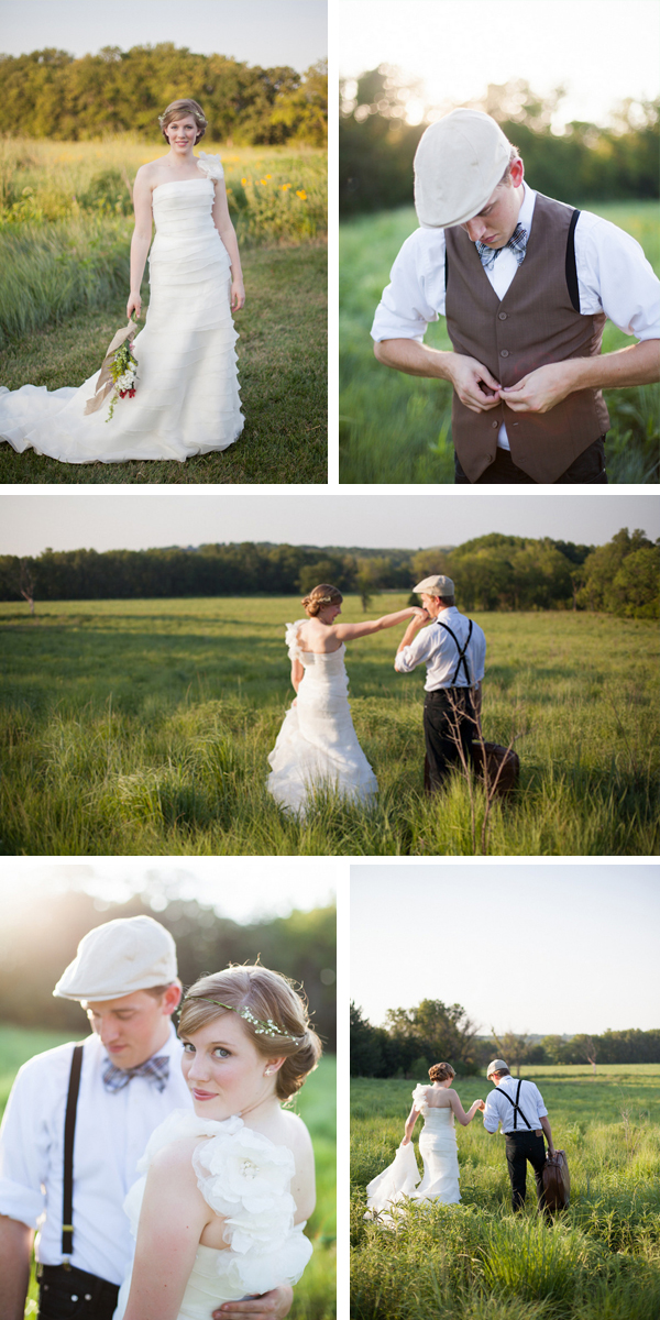 wanderlove wedding inspiration shoot | rose wheat photography | via Oh Lovely Day