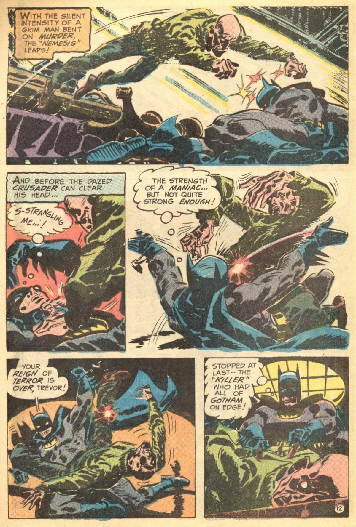 Detective Comics (1937) 420 Page 15