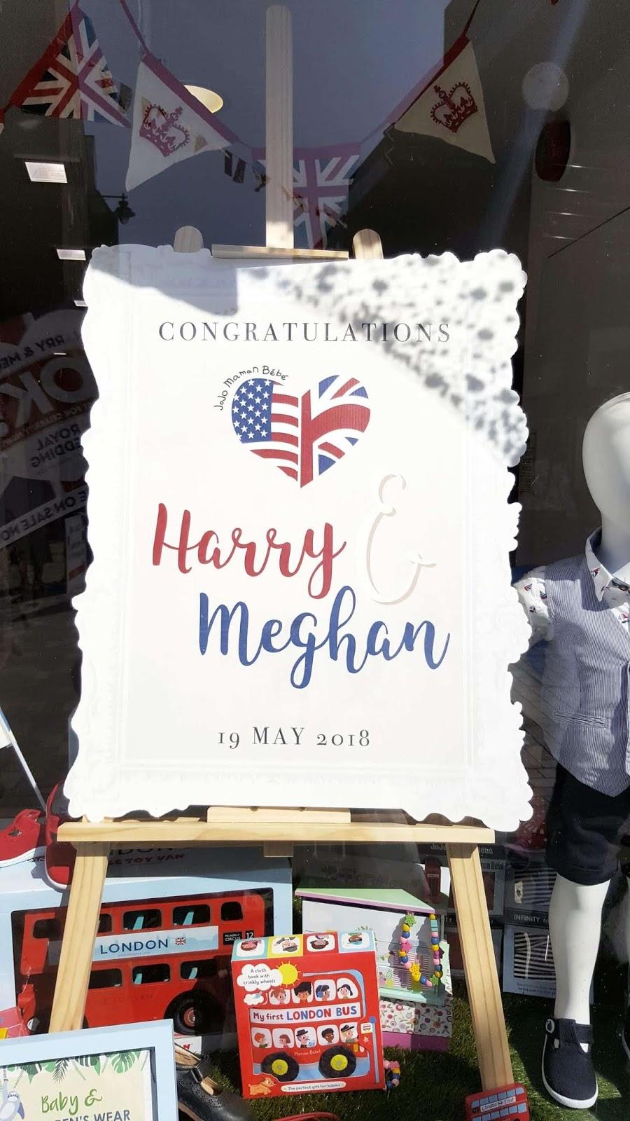 le mariage de Harry et Meghan par woody beauty