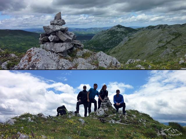 Cumbre L'Oubiu