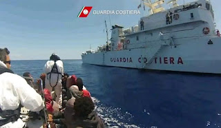 France 'aware of migration burden on Italy