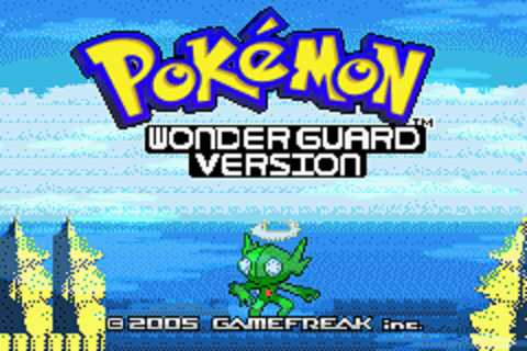 Pokemon Wonder Guard