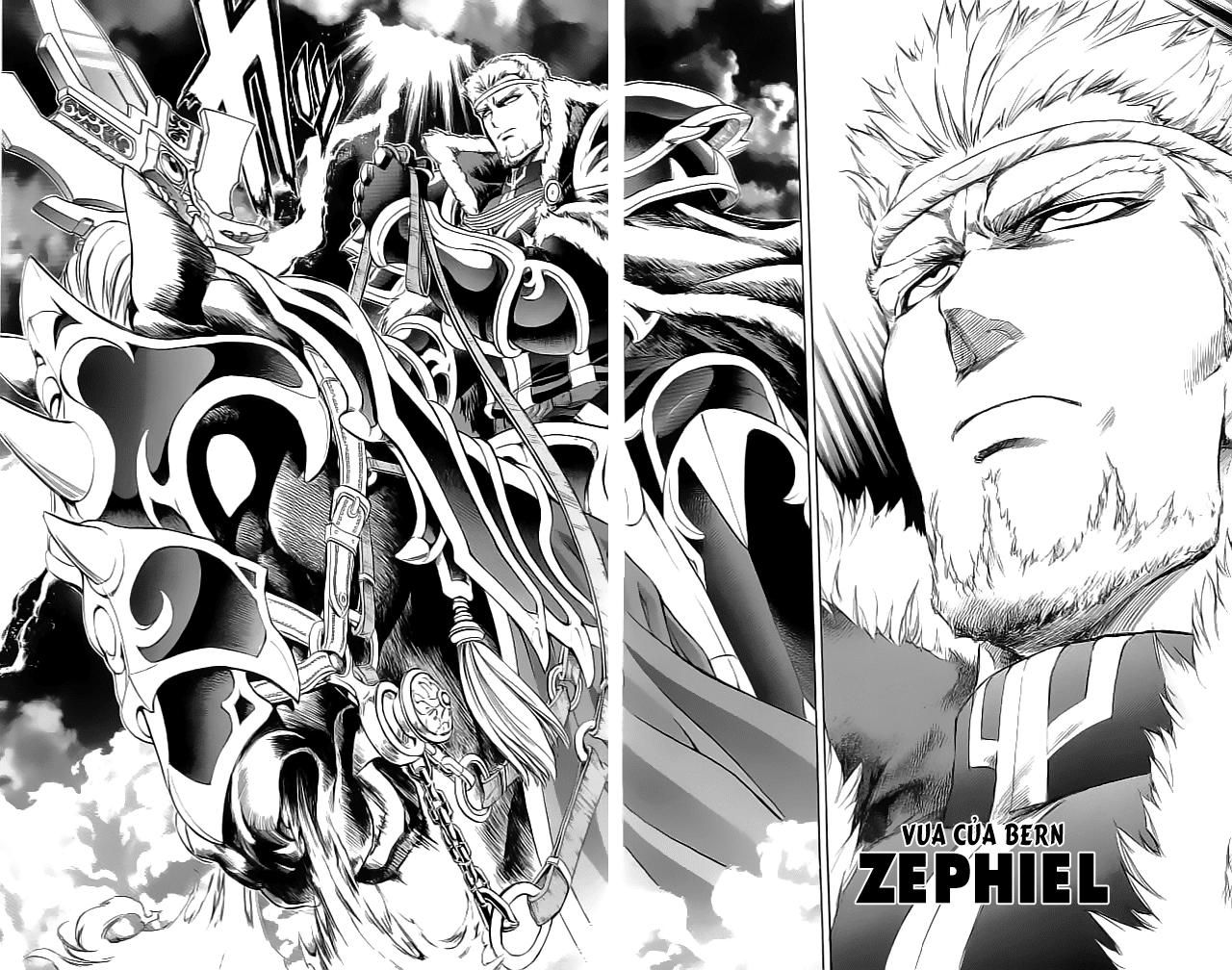Fire Emblem - Hasha no Tsurugi chap 020 trang 27