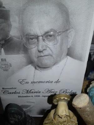 Monseñor Ariz un héroe que luchó por la dignidad de Colón