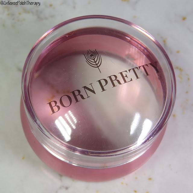 BornPrettyStore | Rose Gold Clear Stamper