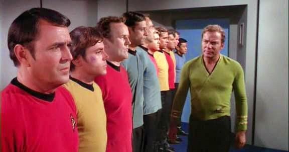 Star Trek Time Travel Tribble Episode