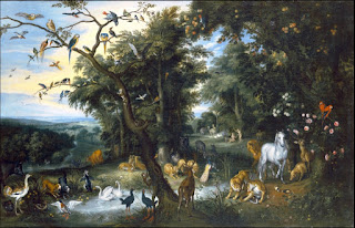 THE FOUND DISCOVERY OF THE GARDEN OF EDEN