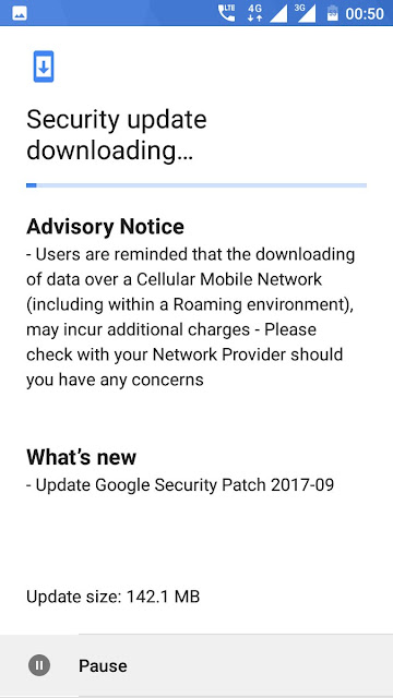 Nokia releases September Android security update for Nokia 5