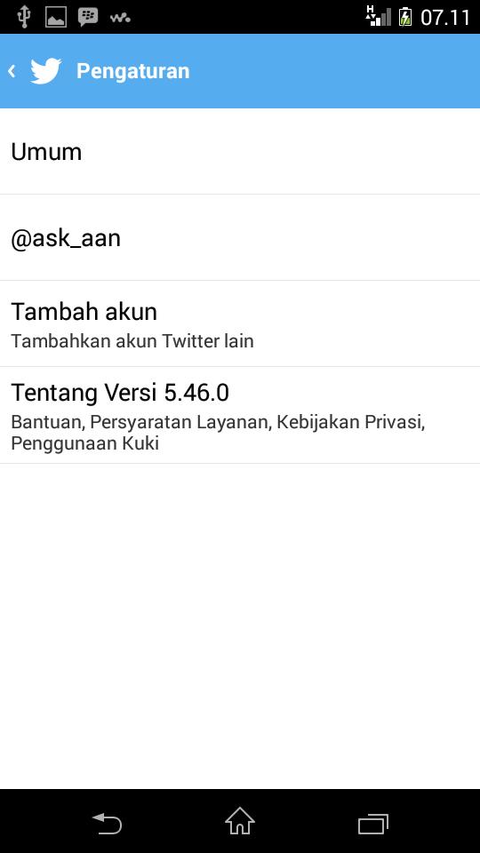 Twitter Apk Terbaru