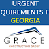 Jobs in Grace construction Group - Georgia