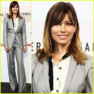 Ben Barnes Girlfriend Jessica Biel Images 2011 All About