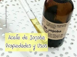 aceite de jojoba propiedades y usos