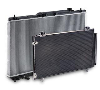 Air cond compressor rosak