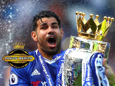 Selama Bermain Untuk Chelsea, Costa Telah Memberikan Dua Trofi Premier League Dan Piala Liga