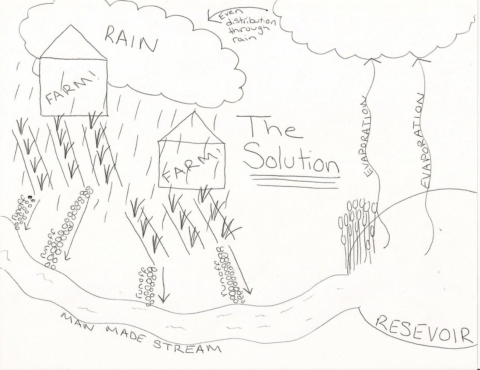 The Fertilizer Runoff Problem
